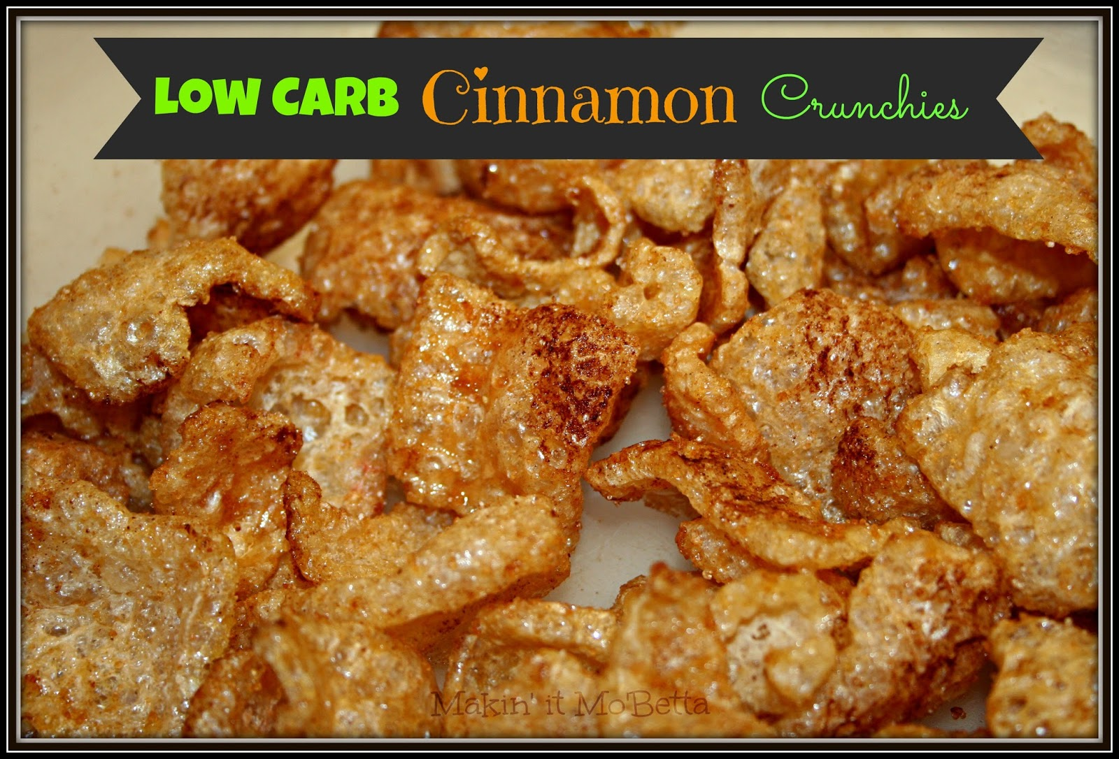 Low carb pork skin recipes