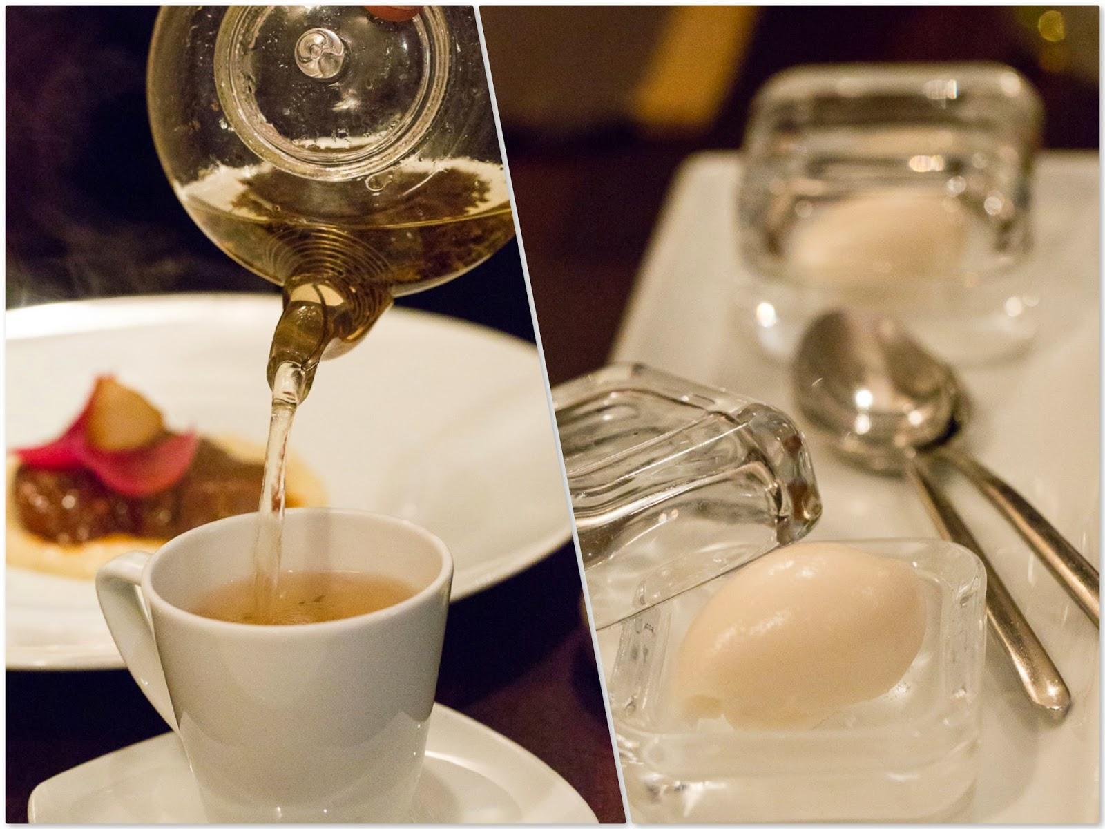 Teetä ja sadonkorjuuruokaa eli Chef & Sommellierin syysmenua elämässä