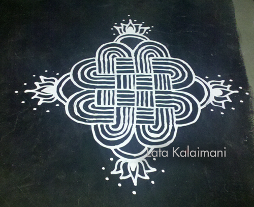 Free Download Rangoli Mugglu Chukkala Muggulu Simple HD Wallpaper
