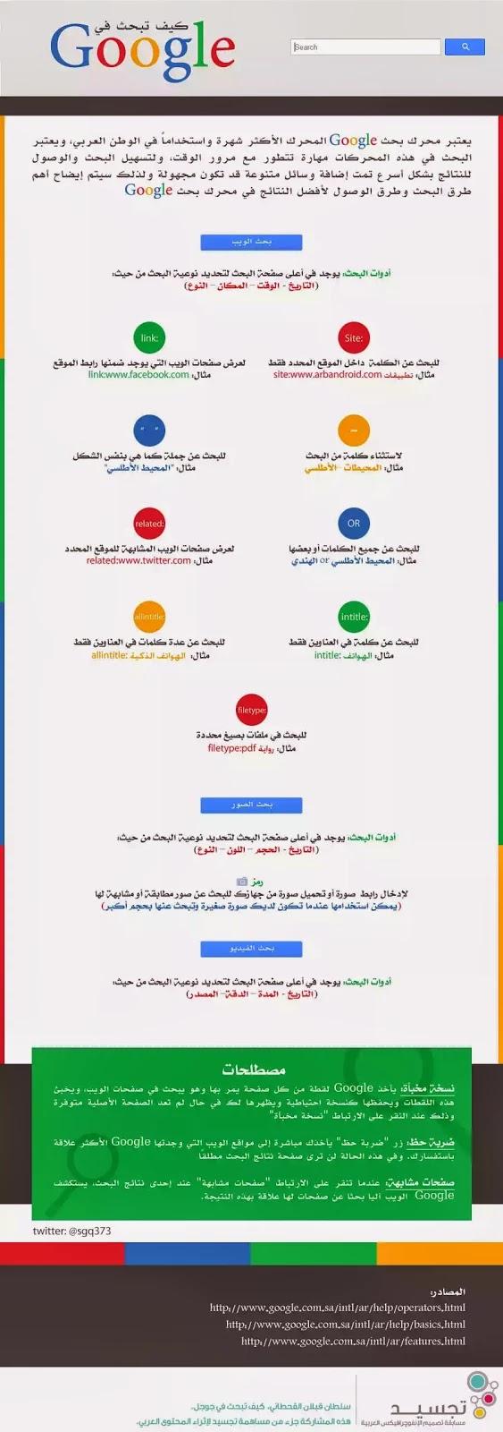 البحث فى جوجل -مجانين كمبيوتر