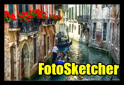 Fotosketcher-Portable