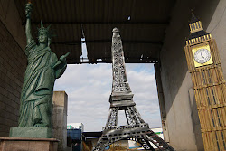 E.Libertad, Eiffel, big ben.