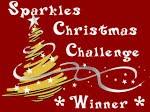 Sparkles Challenge Winner