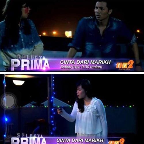Sinopsis drama Cinta Dari Marikh TV2, pelakon dan gambar drama Cinta Dari Marikh TV2, biodata pelakon drama Cinta Dari Marikh TV2
