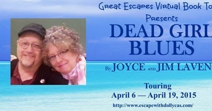 Readalot Blog Tour Dead Girl Blues By Joyce And Jim