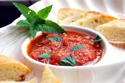 Lebanese Tomato Salsa (Banadurah Harrah) Recipe