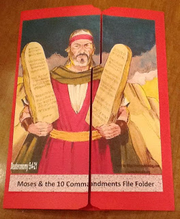 http://kidsbibledebjackson.blogspot.com/2012/10/moses-and-10-commandments.html