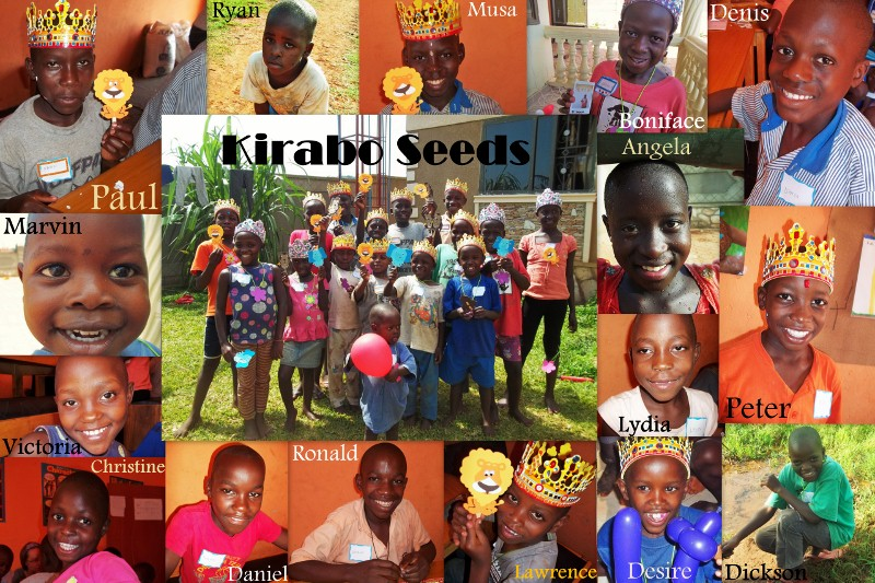 Sponsor a Child in Uganda Today!