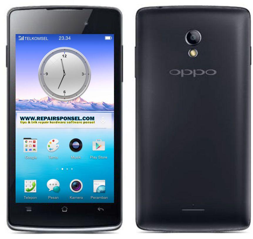 Oppo r1001 user manual
