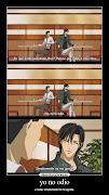 Desmotivaciones Anime