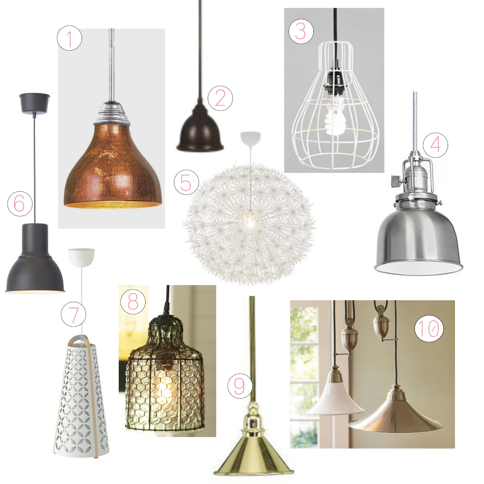 Kaes corner design money saving monday pendant lights here are a few of my favorite pendant lights under 100 and one just over 100 mozeypictures Image collections