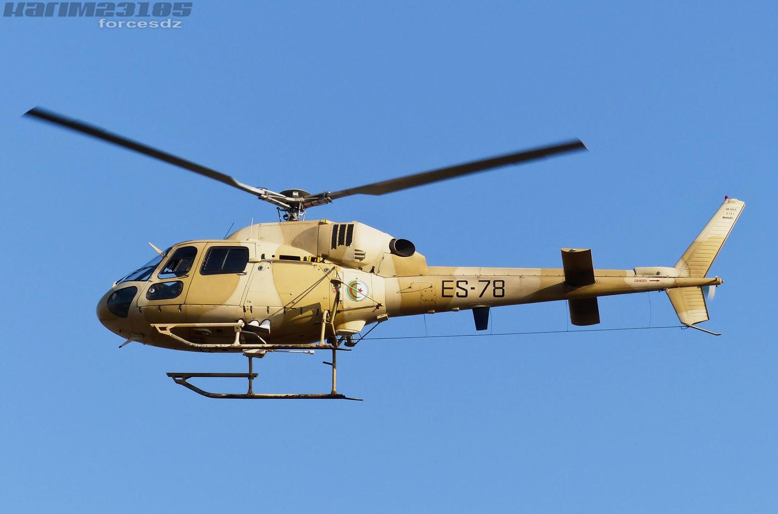 صور مروحيات القوات الجوية الجزائرية Ecureuil/Fennec ] AS-355N2 / AS-555N ] P1060612