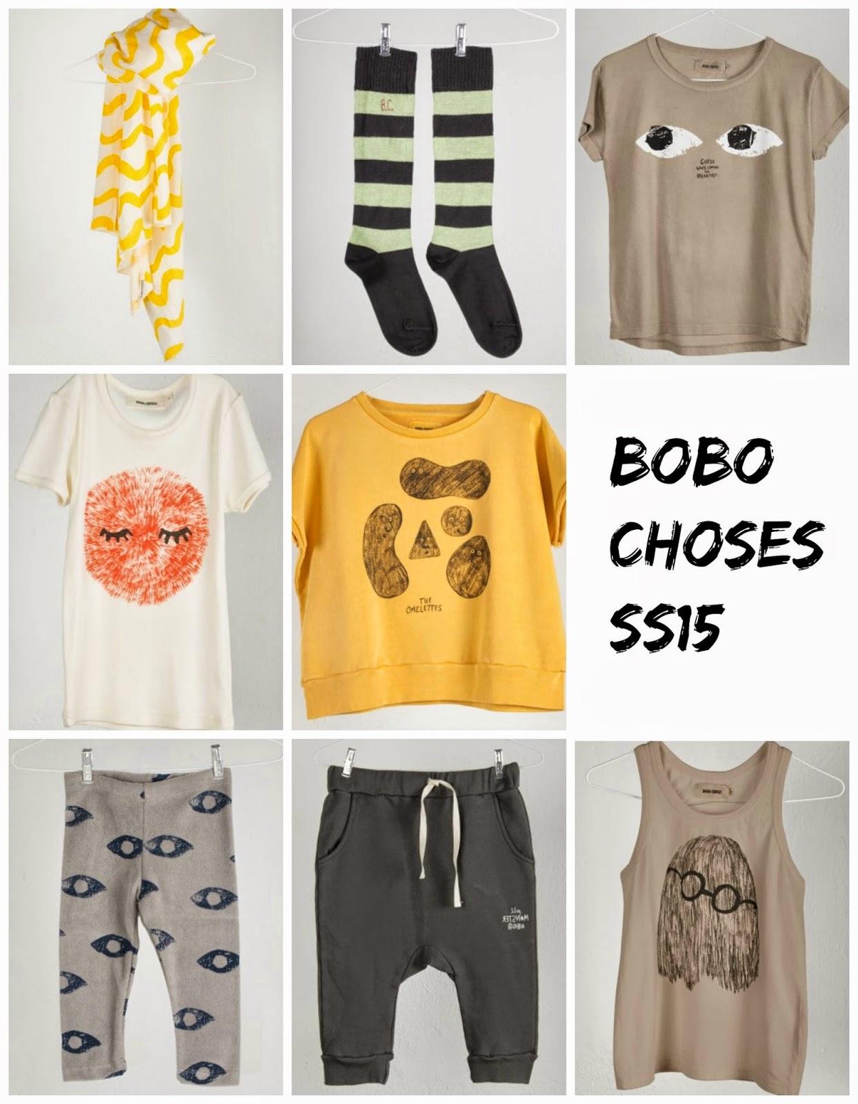 Bobo Choses SS15