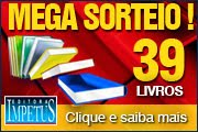 NOVO SORTEIO - 39 LIVROS