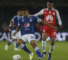 Clásico Santa fe - Millonarios se jugará el 28 de marzo a las 8:00 pm