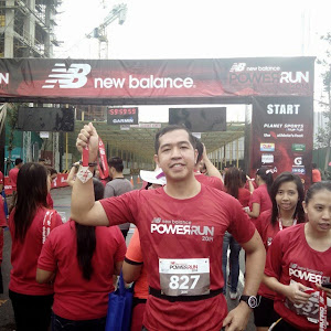 New Balance Power Run