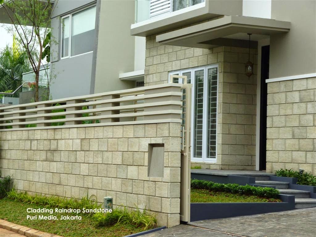 Menilik Rumah Minimalis Variasi Batu Alam Desain Rumah Terbaru 2014