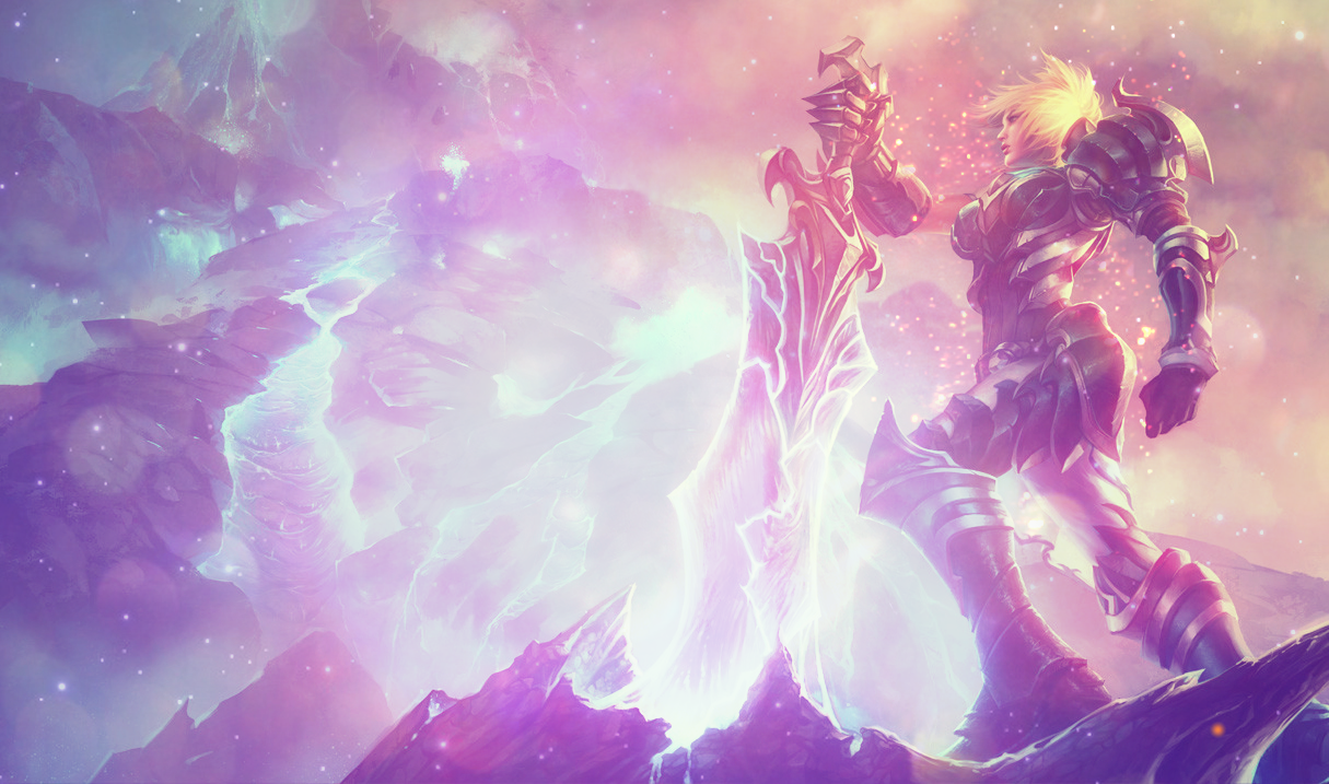 Riven League of Legends Wallpaper, Riven Desktop Wallpaper
