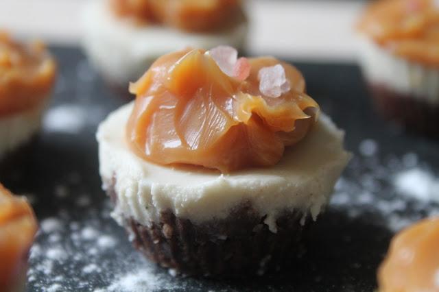 Paleo salted caramel