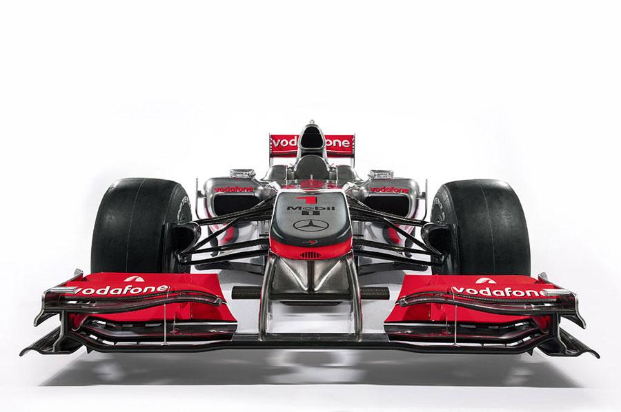 New Cars Update Mclaren Mercedes F1