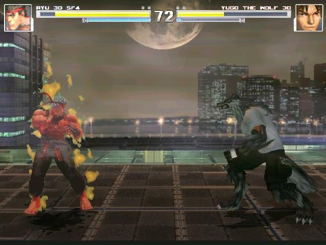 Chars Sexy Fighter Mugen Street