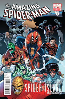 The Amazing Spider-Man #667 - 365 Days of Comics