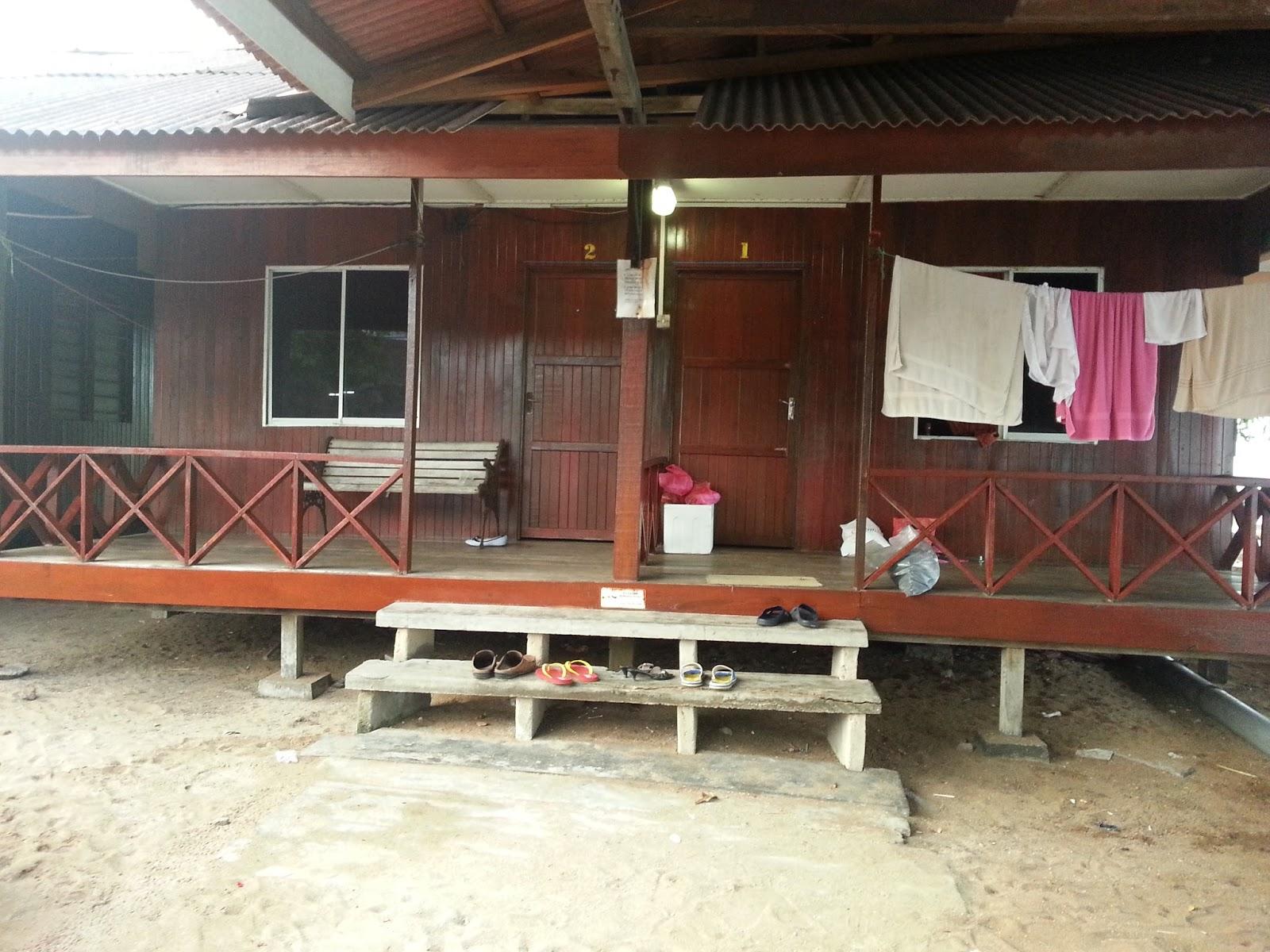 Chalet Bajet Di Pengkalan Balak Melaka