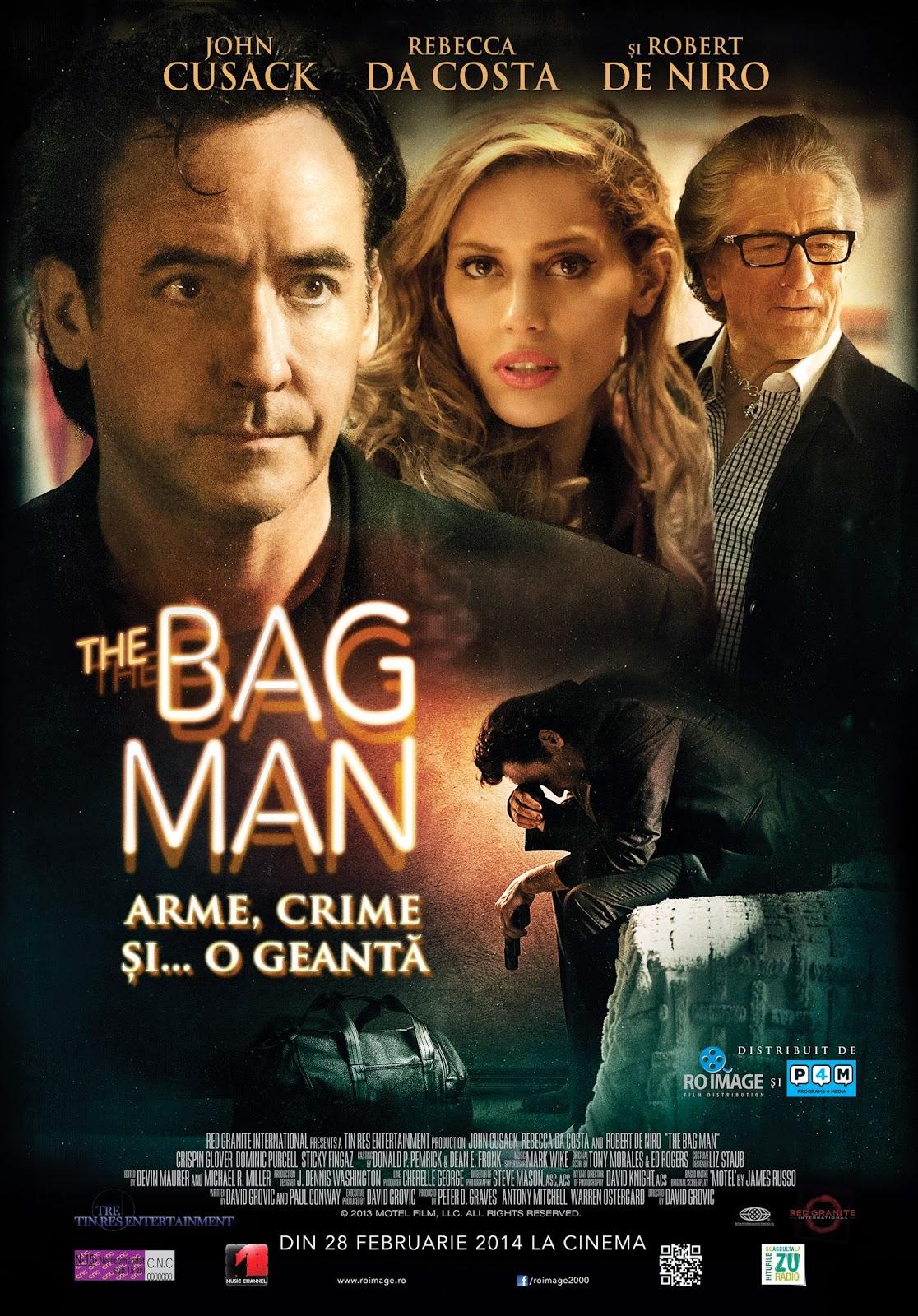 Chiếc Túi Nguy Hiểm|| The Bag Man