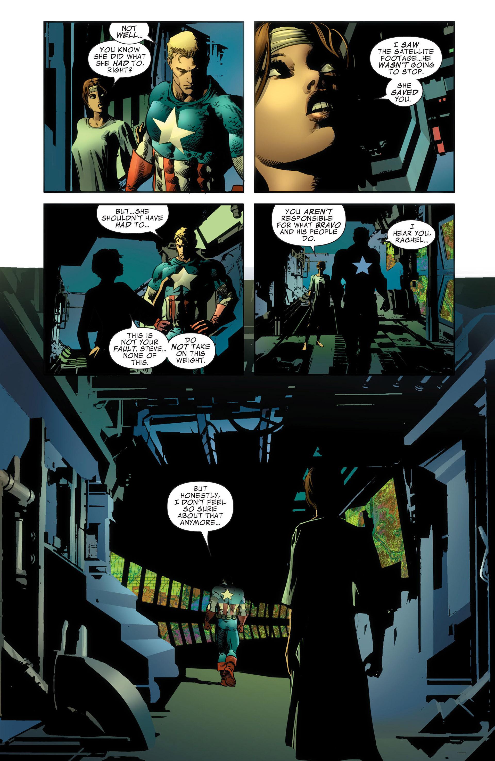 Captain America (2011) Issue #14 #14 - English 20