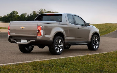 2014 Chevy Colorado Release Date and Price
