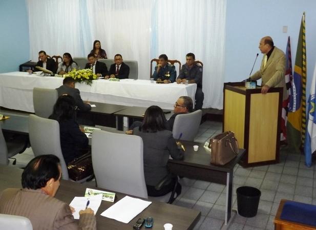 Debates acirrados na Câmara de Vereadores de Santa Inês