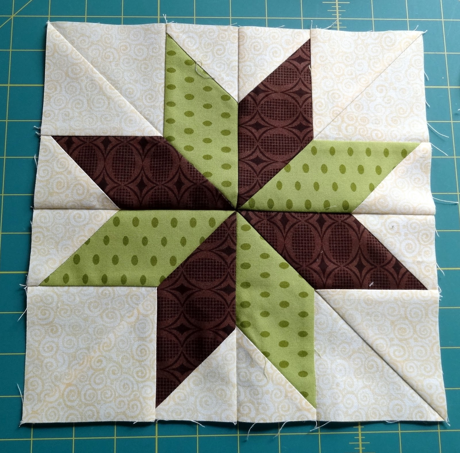 Quilt Patterns With Y Seams : Squash House Quilts No Y Seams 8 Point Star Tutorial.html Autos Weblog