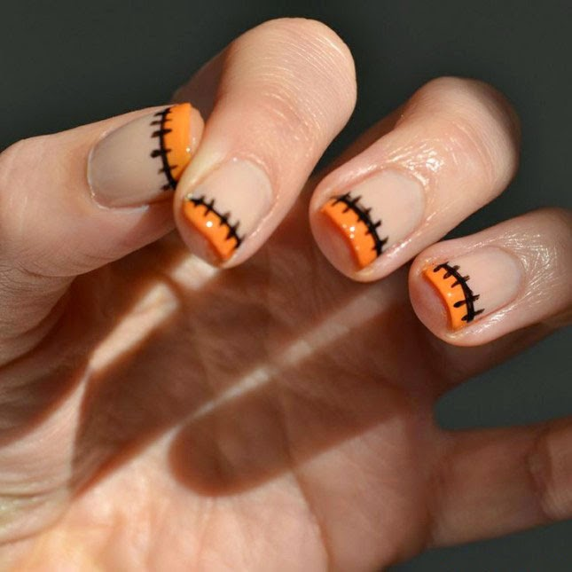 Uñas Pintadas, Diseño Halloween, I Parte