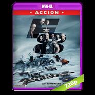 Rápidos y furiosos 8 (2017) Extended Directors Cut WEB-DL 720p Audio Dual Latino-Ingles
