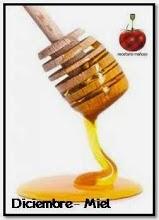 Diciembre: miel