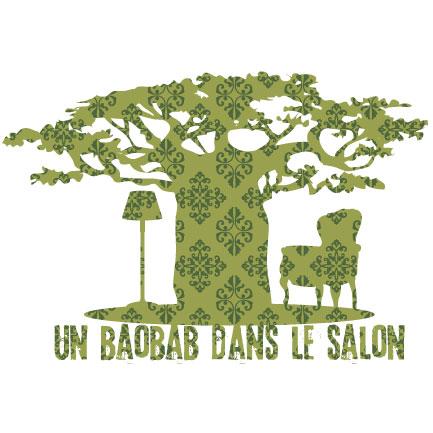 Un baobab dans le salon