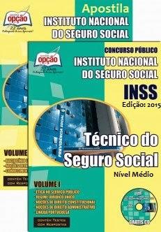 Apostila-INSS-Impressa-Tecnico-Seguro-Social.