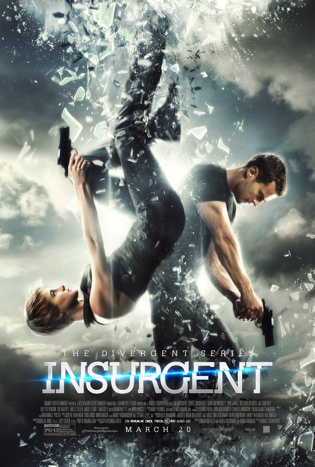 MOVIE REVIEW INSURGENT 2015