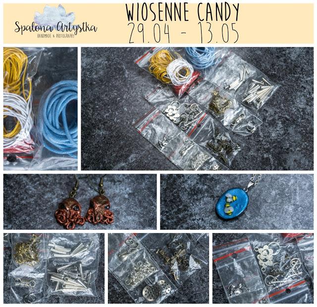 CANDY - Spalona Artystka