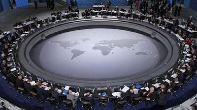 Δώδεκα θεωρίες συνωμοσίας για την Παγκόσμια Διακυβέρνηση