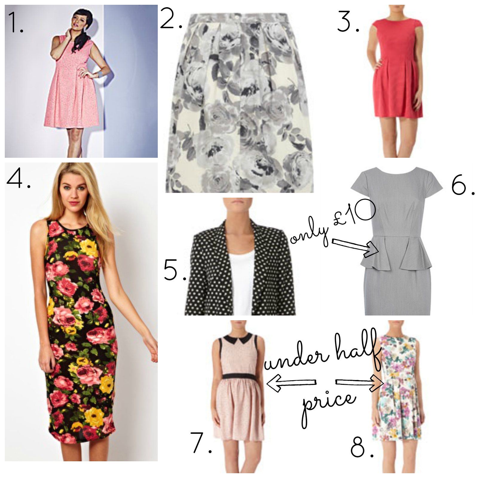 Wedding Guest Outfits on a Bud