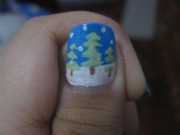 Christmas Nail Art Designs -27