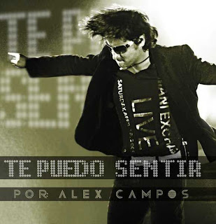 Alex Campos - Te Puedo Sentir - Descargar
