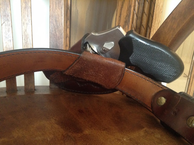 The Next Chapter: Ken Null Cross Draw XDR Holster for my S&W 640-1 J ...