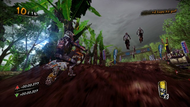 MUD FIM Motocross PC Games Gameplay