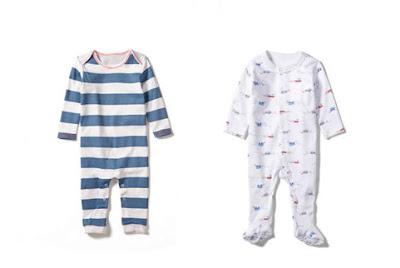 Bodies para bebé Zara primavera/verano 2012.