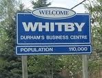 Whitby, Ontario is a great place to live