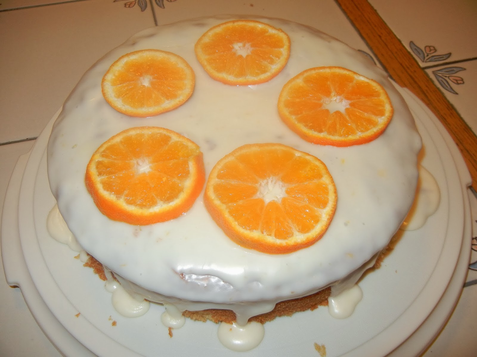 Cooking Therapy: Clementine Cake?