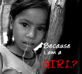 Save Girl Child- Because They are special