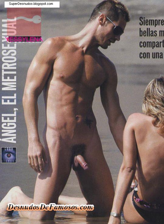 Gran hermano Brian desnudo